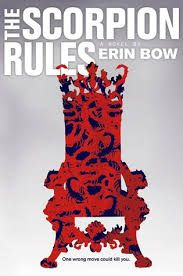 The Scorpion Rules by Erin Bow - awesome teen sci-fi/dystopian. Review and content notes.