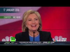 Hillary Clinton has the spirit of the Antichrist
