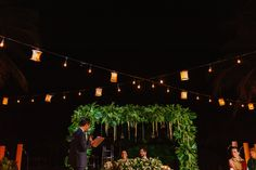 Wedding Reception in Hacienda Tres Rios  http://citlalliricoblog.com/riviera-maya-wedding-photographer-ceci-pablo/