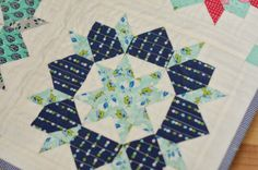 mini swoon, hyacinth quilt designs