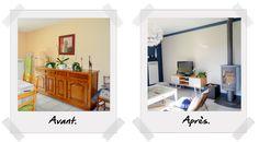 30 best Avant/Après images on Pinterest   Before after, Antique ...