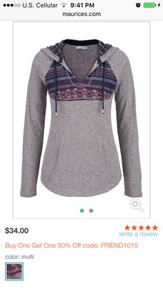 Love this top for Autumn!