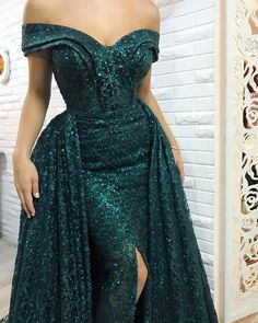 Myrtle Queen TMD Gown mermaid and ballgown style Party and Evening dress Evening Dresses, Prom Dresses, Formal Dresses, Elegant Dresses, Pretty Dresses, Mode Glamour, Mermaid Dresses, Beautiful Gowns, Dream Dress