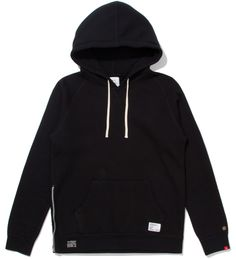 "Stussy x The Heartbreakers Black ""Russell"" Pullover Parka Hoodie, 28-10-2012, Stussy, Tokyo"