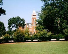 Tillman Hall, Clemson SC