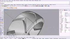 Rhino Tutorial / Toy model in Rhino 5 (7/30)