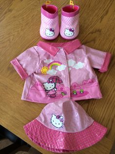 Build a bear workshop hello kitty outfit