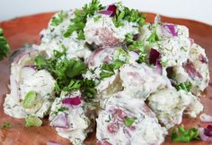 Ina Garten's Dill Potato Salad