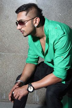 Honey Singh also know as Yo Yo Honey Singh (born on 15 March 1984 in Hoshiarpur) is a Punjabi rapper, music producer, singer and also film actor.