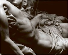 Close up of the Pieta.  Simply magnificent.