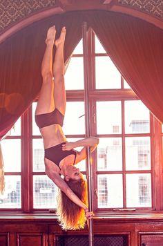 Elbow grip straight edge at circadian fitness dance studio