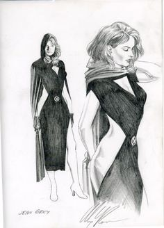 Alex Ross - Jean Grey