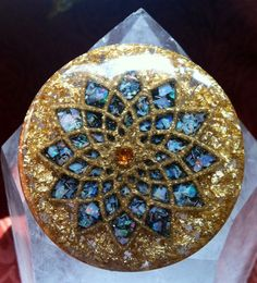 Custom Orgonite Pendants by Orgonix