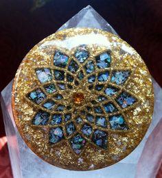 Custom Orgonite Pendants by Orgonix