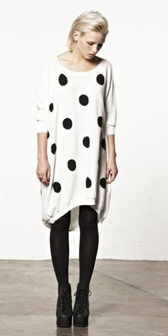 minkpink polka dots.  Love this.. Chunky dots sweater is life long loving..  www.sisterswithbeauty.com Approved