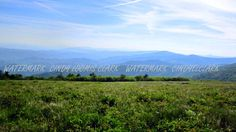 Looking South from Round Bald Fine Art by CindyELClarkPhotos  Awesome panoramic mountain top landscape digital download available NOW!   https://www.etsy.com/listing/213237356/looking-south-from-round-bald-fine-art