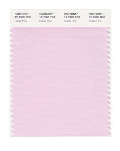 Pantone Smart Swatch 12-2905 Cradle Pink