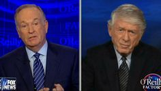 Watch Ted Koppel Call Out Bill O'Reilly to His Face: You Created Trump By Destroying Journalism!