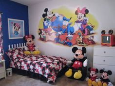 would love to do this to Landan's room.