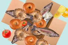 The 'Lox Box'—Bagels and Lox Delivered to Your Door—Is a Chicago Jewish Fundraising Tradition That May Disappear (We used to get them when I was growing up in Wilmette) – Tablet Magazine