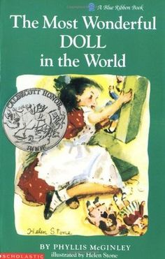 The Most Wonderful Doll in the World Blue Ribbon Book