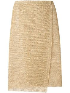 Shop Ermanno Scervino woven wrap skirt in Russo Capri from the world's best… Woven Wrap, Layered Skirt, Straight Skirt, Ermanno Scervino, Skirt Pants, Designing Women, Mini Skirts, Boutiques, Teaching Ideas
