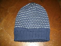 Ravelry: Project Gallery for Double Layer Hat pattern by Arlene Williams