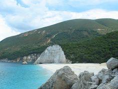 Kefalonia,fteri beach