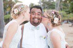hair and makeup for bridemaids