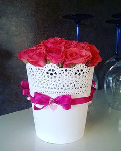 róże znalazły swe miejsce :)