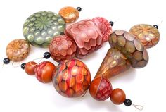 Recent Permanent Collection Additions – This is what your purchases pay for | American Trade Bead - Harold Williams Cooney