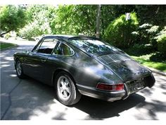 1967 911 912 Coupe slate grey Used Porsche 911, Porsche 911 For Sale, Porsche 912, Porsche Cars, Der Elf, Army Vehicles, Dream Garage, Cars And Motorcycles, Slate