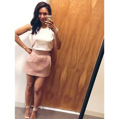 Image result for candice patton the flash Spring Outfits, Girl Outfits, Cute Outfits, Fashion Outfits, Iris West Allen, Flash Tv Series, Candice Patton, The Flash Grant Gustin, Supergirl And Flash