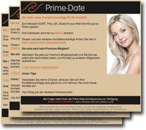 Prime-Date.no | Partnersøk for lidenskapelige forhold