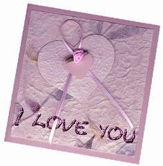 Eu te amo ...
