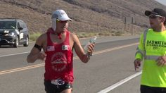 Badwater 2017 - Front Runners Summit Towne Pass - Lubics Szilvia 1:13-nál