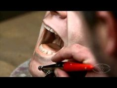 Special Effects Tutorial - Painting Silicone Flesh - Stan Winston School Special Effects Tutorial