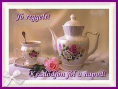 Good Morning Good Night, Bowl Set, Tea Pots, Tableware, Blog, Minden, 1 John, Humor, Dinnerware