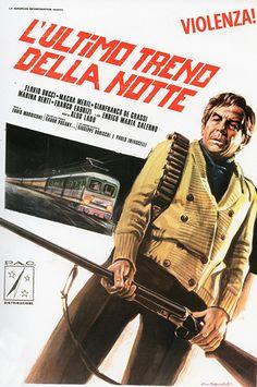 Last Stop on the Night Train (1975) L'ultimo treno della notte (original title)