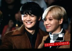 151202 SHINee Onew Taemin - 2015 Mnet Asian Music Awards