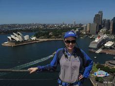#Fbf to last week when I climbed the Sydney Harbour Bridge  Such an great experience and view  #Sydney #ilovesydney #Bridgeclimb #sydneybridgeclimb #bridgeclimbsydney #iloveaustralia #Travel #Vacation #theoperahouse #Iclimbedit #Beautiful #View #Memories #flashbackfriday #Flashback #iwanttogoback #Missit #Bestvacationever #atrejseeratleve #Rejse #sydneyharbourbridge #Bridge by mssabineb http://ift.tt/1NRMbNv