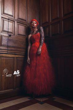 Murielle Kabile - Designer Hair Couture - 100% Hair