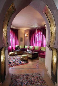 Suites Juniors - Palais d'hôtes à Marrakech