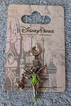 DISNEYLAND TINKERBELL Charm, MOC found at http://stores.ebay.com/Disneyland-Treasures
