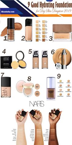The most beautiful makeup surface begins with the cleanest skin. The initial step to tidy, clear skin is completely eliminating makeup with the ideal products. Primer For Dry Skin, Best Foundation For Dry Skin, Best Drugstore Foundation, Tips For Oily Skin, Best Drugstore Makeup, No Foundation Makeup, Eye Makeup Tips, Makeup Dupes, Apply Foundation