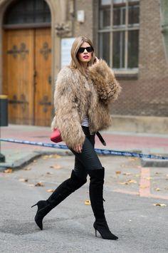 Ms Treinta - Fashion blogger - Blog de moda y tendencias by Alba.: Street style