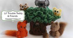Tiny Teddy & Friends