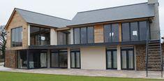 Aluminium Doors Droitwich, Worcester | Aluminium Replacement ...