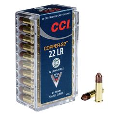CCI Ammunition announces a new 22 Long Rifle offering with Its non-lead bullet is suited for plinking, target-shooting and small game hunting. Ruger 10 22 Mods, Survival Rifle, Ammo Storage, Shooting Equipment, Hollow Point, Muzzle Velocity, Ruger 10/22, Long Rifle, Hunting Guns