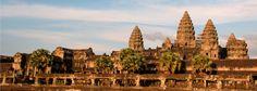 Circuit au Cambodge. Angkor...la perle d'un circuit au Cambodge.